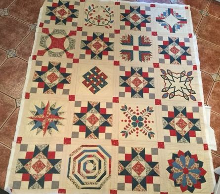 Picture of  Quilt As You Go with Trease Lane *Newport*