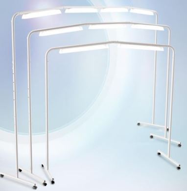 Picture of Luminess Light Station (Up to 11 Foot Frame)