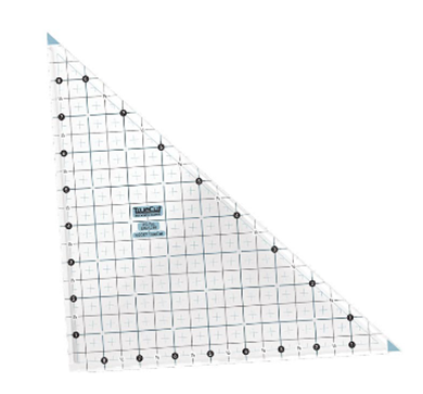 Picture of TrueCut 90 Degree Right Triangle Ruler