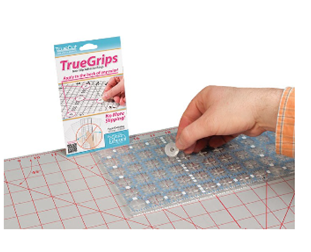 Picture of TrueGrips Non- Slip Adhesive Rings