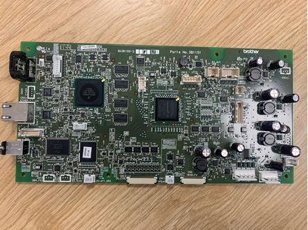 Picture of Brother GT3 Series Main PCB board