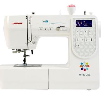 Picture of  Janome M100QDC