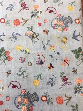 Picture of Floral Print 01115