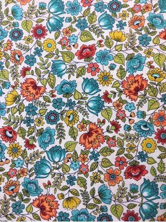 Picture of FABRIC 01116 Cotton Floral