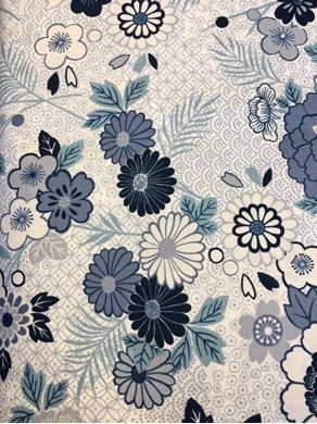 Picture of FLORAL FABRIC 01122