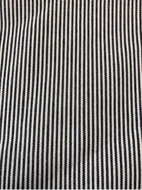 Picture of Striped Cotton Drill fabric D2525