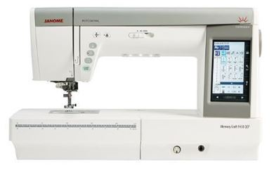 Picture of Janome Memory Craft 9450QCP SOLD