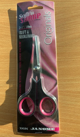 Picture of Janome Soft n Sharp  Scissor-craft and needlework 5.5""