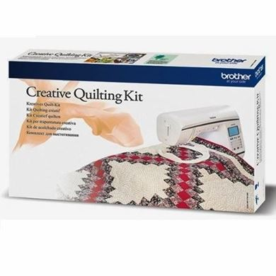 Picture of Brother Creative Quilting Kit - QKF2UK