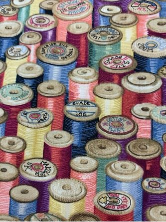 Picture of Makower Cotton Reels 1700