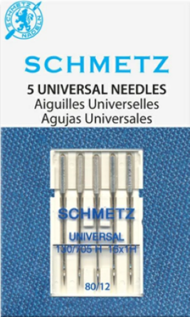 Picture of SCHMETZ Universal Needles Size 80/12