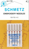 Picture of SCHMETZ Embroidery Needles Size 90/14
