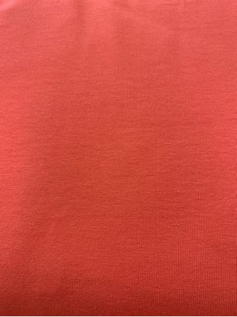 Picture of Cotton Jersey Fabric Salmon Pink