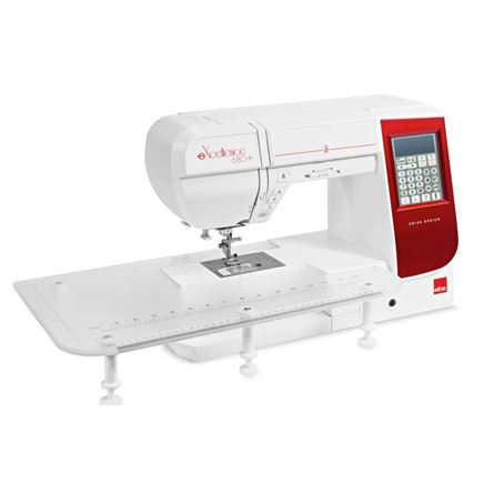 Picture of Elna 680E+ eXcellence sewing machine