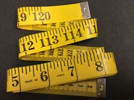 Picture of Quilters 120 inch tape measure