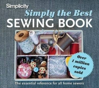 Picture of Simply the Best sewing book