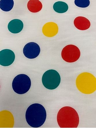 Picture of Poly-Cotton Large Spot