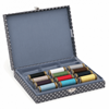 Picture of Thread Spool Storage Box with 12 x 150m Gutermann Sew All Threads