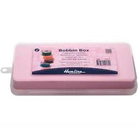 Picture of Hemline Bobbin Box for 25 x 25mm Plastic or Metal Bobbins