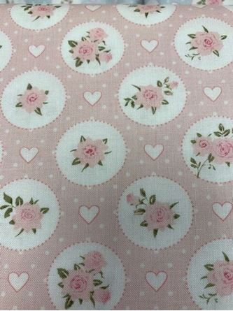 Picture of Hearts Pink JLK0016
