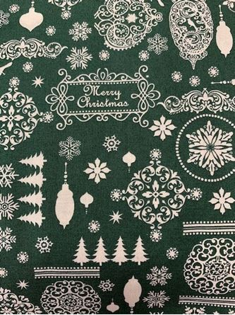 Picture of Xmas Fabric P233CRE
