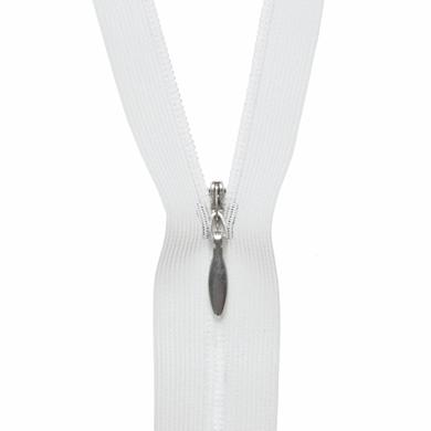 Picture of Concealed: Transparent Zip 40cm