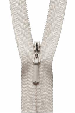 Picture of Concealed Zip: 20cm: Mushroom 31