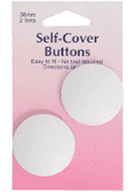 Picture of Self Cover Buttons 38mm