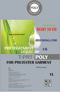 Picture of DTG Polyester Pretreatment  1 L / TRIAL