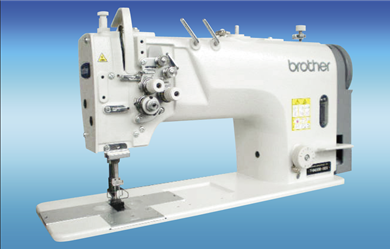 Picture of Brother T-8420C Twin Needle Lockstitch Machine