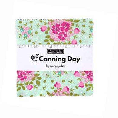 Picture of Moda Canning Day Charm Pack