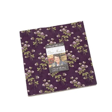 Picture of Moda Clover Meadow Charm Pack