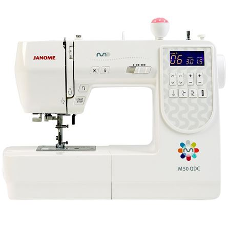 Picture of Janome M50QDC Sewing Machine