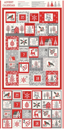 Picture of Christmas Scandi – 2223/1 – advent calendar
