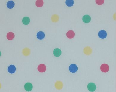 Picture of Poly-Cotton Small Multi. Spot