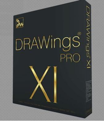Picture of Creative  DRAWings Upgrade PRO XI
