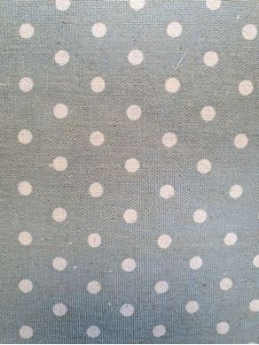 Picture of Teal Spot Canvas