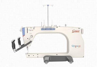 Picture of Showroom Model Q'nique 21 Quilter with 8ft Continuum Frame