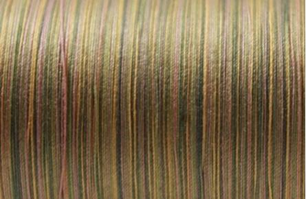 Picture of YLI Quilting Thread Green to Tan