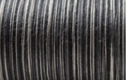 Picture of  YLI Quilting Thread White to Black