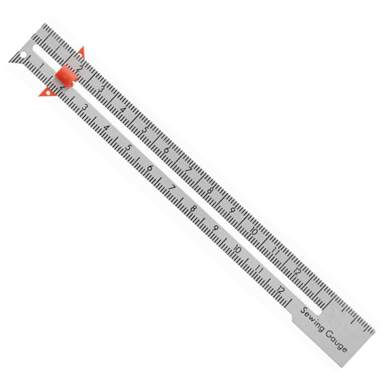 Picture of Hemline Sewing Gauge