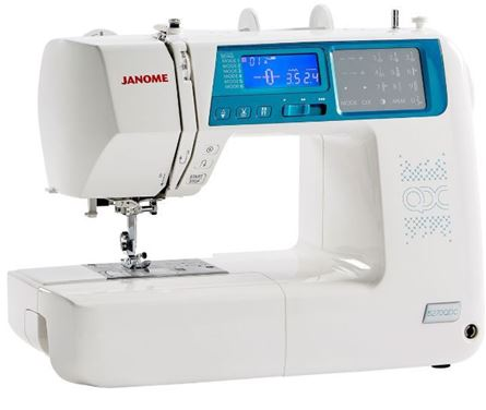 Picture of Janome 5270QDC