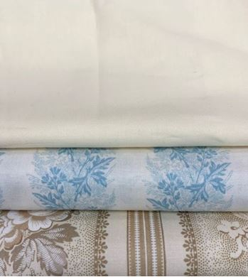 Picture of Fabric Bundle - SALE CREAM