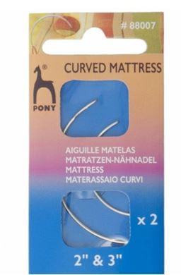 Picture of Pony Curved Mattress Sewing Needles