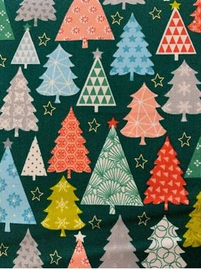 Picture of Makower 2112 Merry Trees
