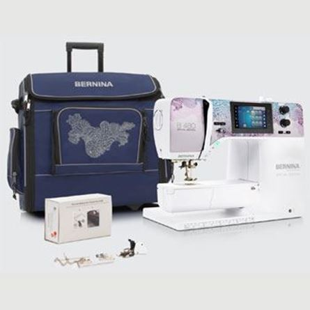 Picture of Bernina S-480 Special Edition Sewing Machine