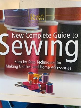 Picture of Sewing Book