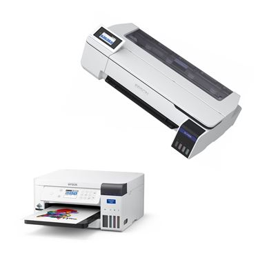 Picture for category New Epson Dye Sublimation Printers