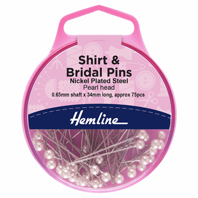 Picture of Hemline Shirt and Bridal Pins