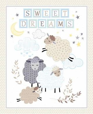 Picture of Littondale Sweet Dreams Panel 7780.01